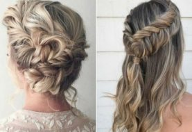 21 Cute Hairstyle Ideas for the Holidays