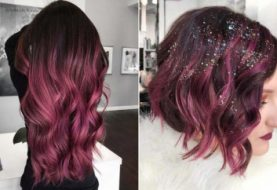 23 Burgundy Hair Color Ideas and Styles for 2019