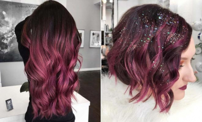 23 Burgundy Hair Color Ideas and Styles for