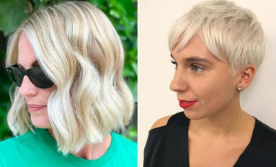 23 Trendy Short Blonde Hair Ideas for