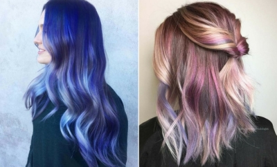 Unique Hair Color Ideas for