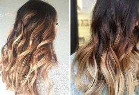 Stunning Blonde Highlights for Dark Hair