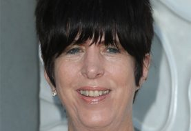 Diane Warren Short Straight Casual  Pixie  Hairstyle   - Black  Hair Color