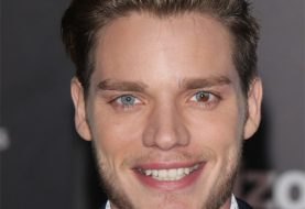Dominic Sherwood Short Straight Formal    Hairstyle   -  Brunette Hair Color