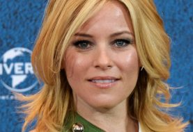 Elizabeth Banks Medium Straight Casual Hairstyle   -  Honey Blonde Hair Color with Light Blonde Highlights