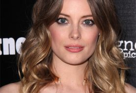 Gillian Jacobs Long Wavy Casual  Hairstyle - Chocolate Brunette Hair Color