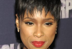 Jennifer Hudson Short Straight Casual  Pixie  Hairstyle   - Black  Hair Color