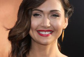 Jessica Chobot Medium Wavy Formal    Hairstyle   -  Chocolate Brunette Hair Color
