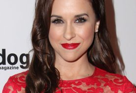 Lacey Chabert Long Wavy Formal    Hairstyle   - Dark Chocolate Brunette Hair Color