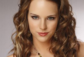 Long Curly Formal    Hairstyle  - Caramel Brunette Hair Color
