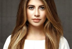 Long Straight Casual    Hairstyle   -  Brunette Hair Color