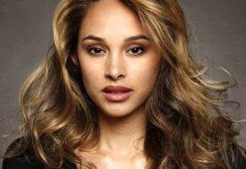 Long Wavy Casual    Hairstyle   -  Brunette Hair Color with  Blonde Highlights