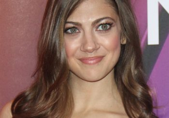 Mia Serafino Long Wavy Formal    Hairstyle   -  Brunette Hair Color