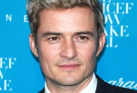 Orlando Bloom Short Wavy Casual    Hairstyle   -  Blonde Hair Color