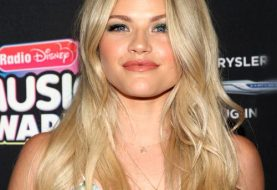 Witney Carson Long Straight Casual    Hairstyle   - Light Blonde Hair Color