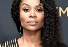 Zuri Hall Long Curly Casual    Hairstyle   - Black  Hair Color