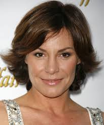 Countess LuAnn de Lesseps Hairstyles